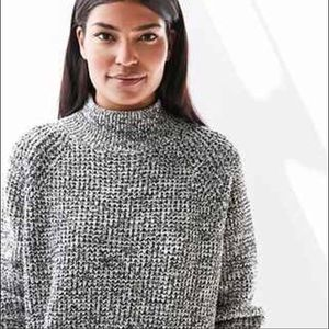 Urban Outfitters Waffle Knit Turtleneck Sweater